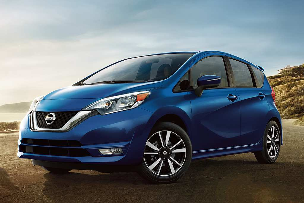 94 All New 2019 Nissan Versa Note Ratings