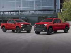 94 All New 2019 Silverado Unveil Concept and Review