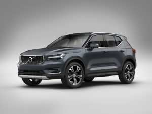 94 All New 2019 Volvo Xc40 Gas Mileage Redesign and Review