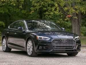 94 All New 2020 Audi A5 Coupe Performance and New Engine