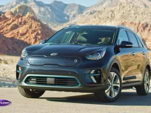 94 All New 2020 Kia Niro Ev Exterior