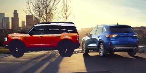 94 All New 2020 Mini Bronco Redesign And Concept