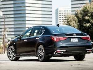 94 All New Acura Rlx 2020 Style