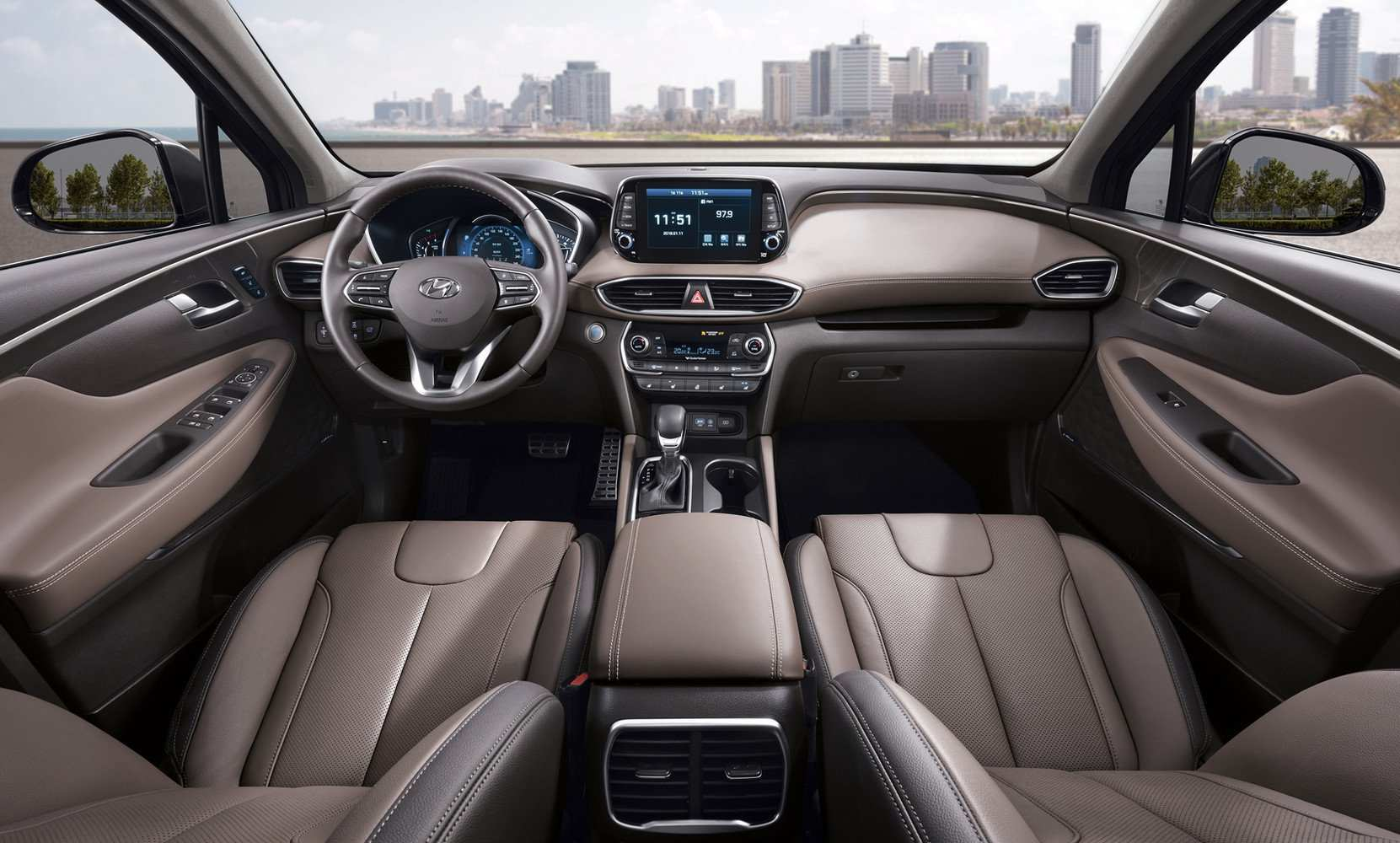 94 All New Hyundai Santa Fe 2020 Release Date And Concept