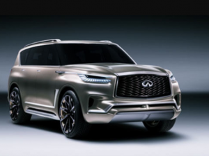 94 All New Infiniti Qx80 New Model 2020 Performance and New Engine