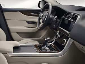 New Jaguar Xe 2020 Interior