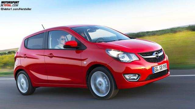 94 All New Opel Karl 2020 Price
