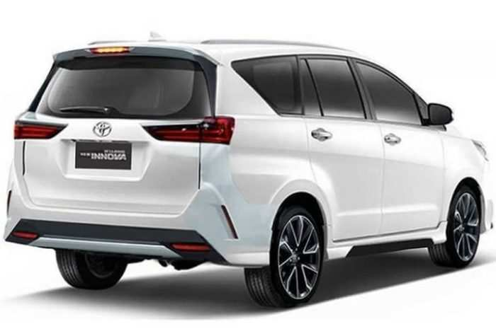 94 All New Toyota Innova 2020 Model Price And Review