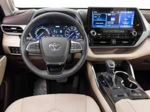 94 All New Toyota Kluger 2020 Interior Release Date and Concept