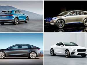 94 All New Volvo 2019 Electricos Research New