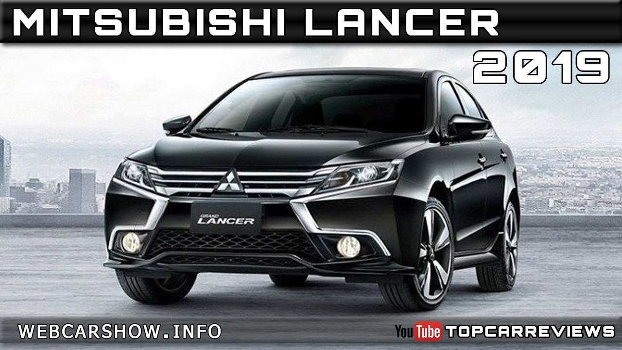 94 Best 2019 Mitsubishi Lancer Model