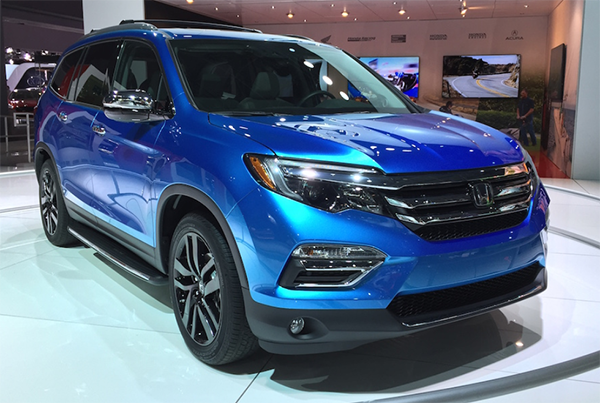 94 Best 2020 Honda Pilot Release Date Review And Release Date