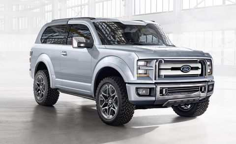 94 Best Ford S New Bronco 2020 Exterior And Interior