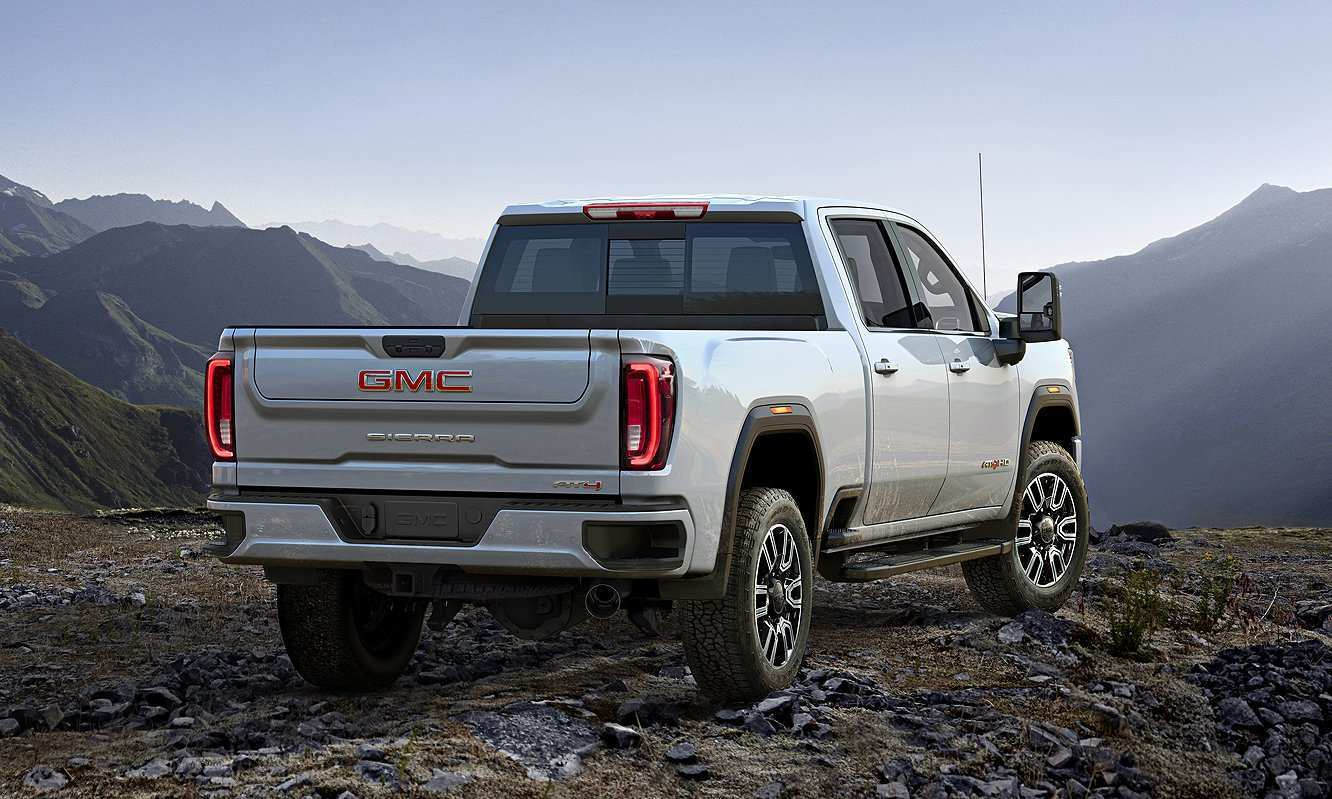 94 Best Gmc At4 Hd 2020 Images