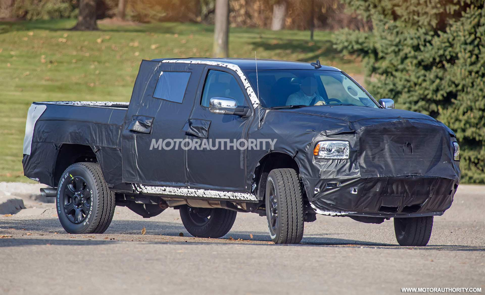94 New 2019 Dodge Ram Spy Shots Specs And Review