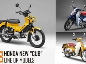 94 New 2019 Honda Super Cub Top Speed Wallpaper