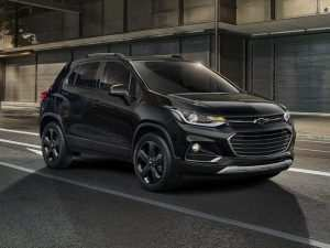 94 New Chevrolet Cars For 2020 Price Design and Review