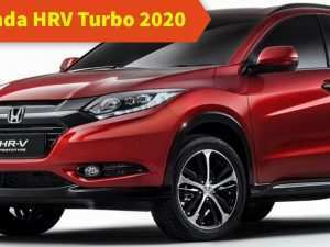 94 New Honda Hrv 2020 Redesign Overview