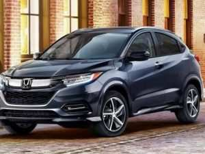94 New Honda Hrv 2020 Redesign Pictures