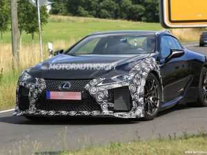 94 New Lexus Lc F 2020 New Model and Performance