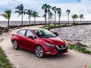 94 New Nissan Micra 2020 Canada First Drive