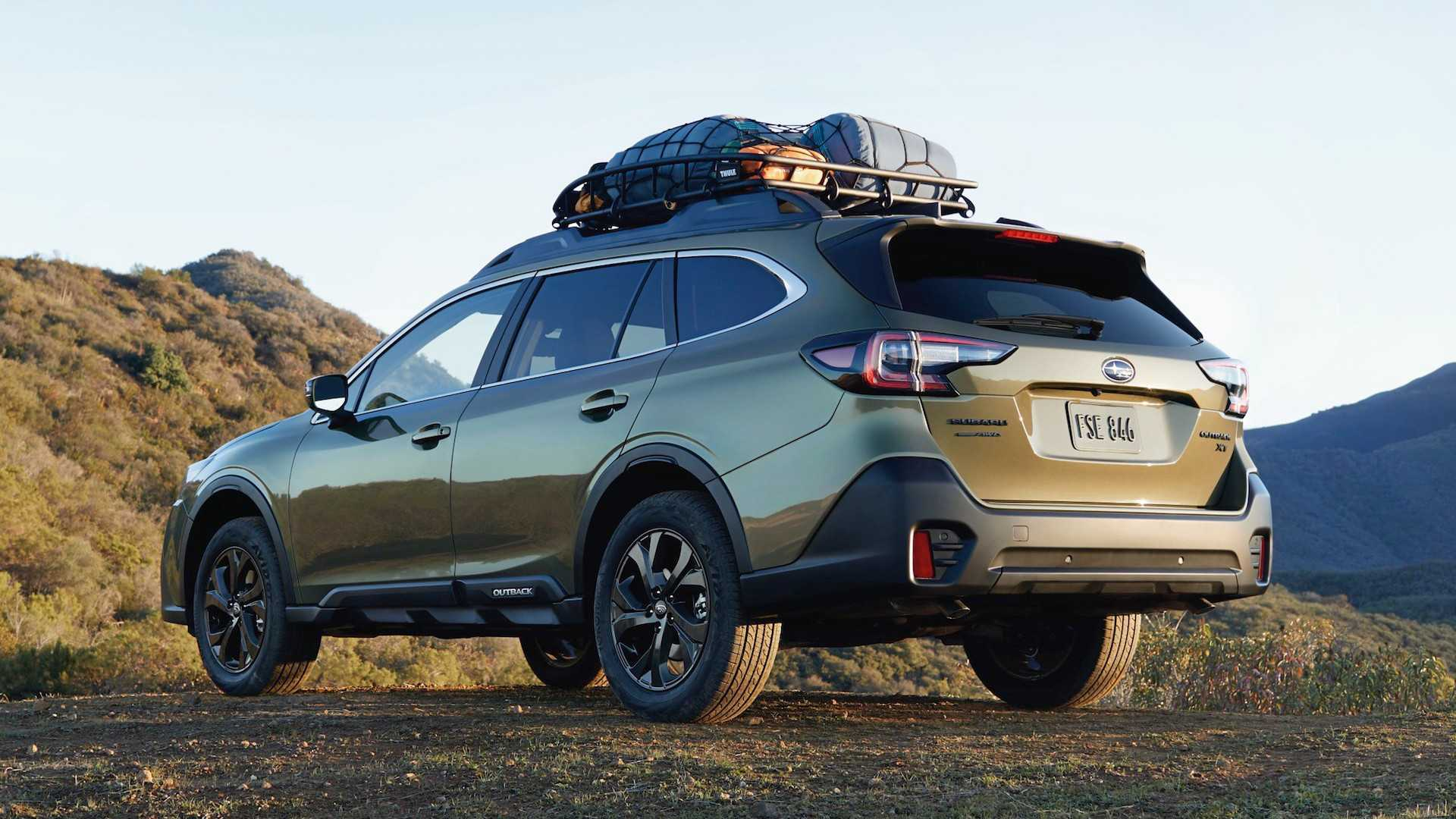 94 New Subaru Usa 2020 Rumors