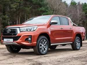 94 New Toyota Hilux 2020 Usa Release Date and Concept