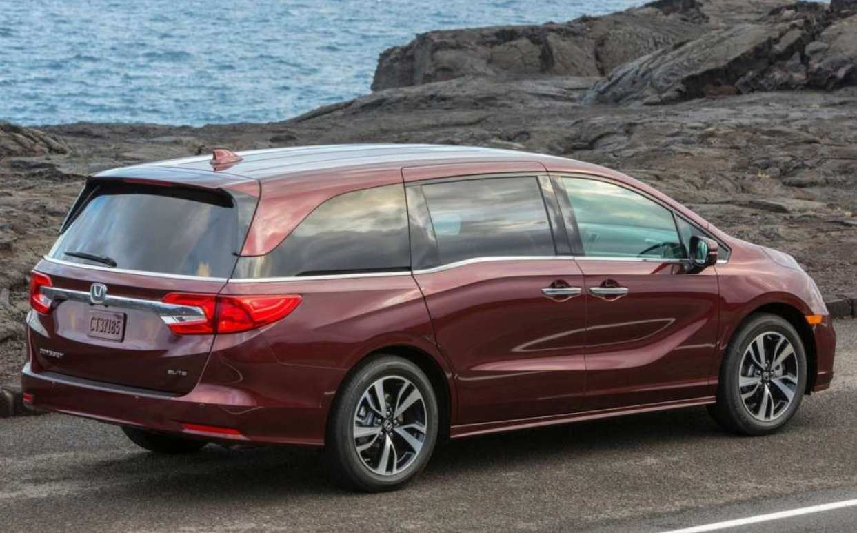 94 New When Does 2020 Honda Odyssey Come Out Concept And Review