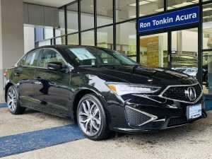 94 The 2019 Acura Ilx First Drive