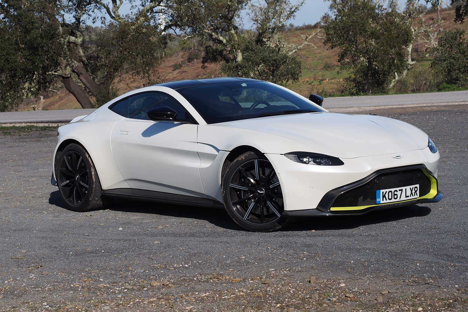 94 The 2019 Aston Martin Vantage Review Rumors