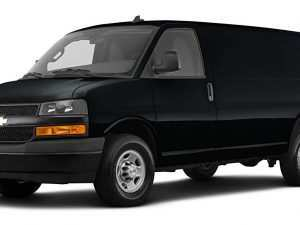 94 The 2019 Chevrolet Express Van Price and Review