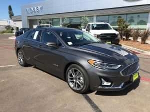 94 The 2019 Ford Hybrid Cars Style