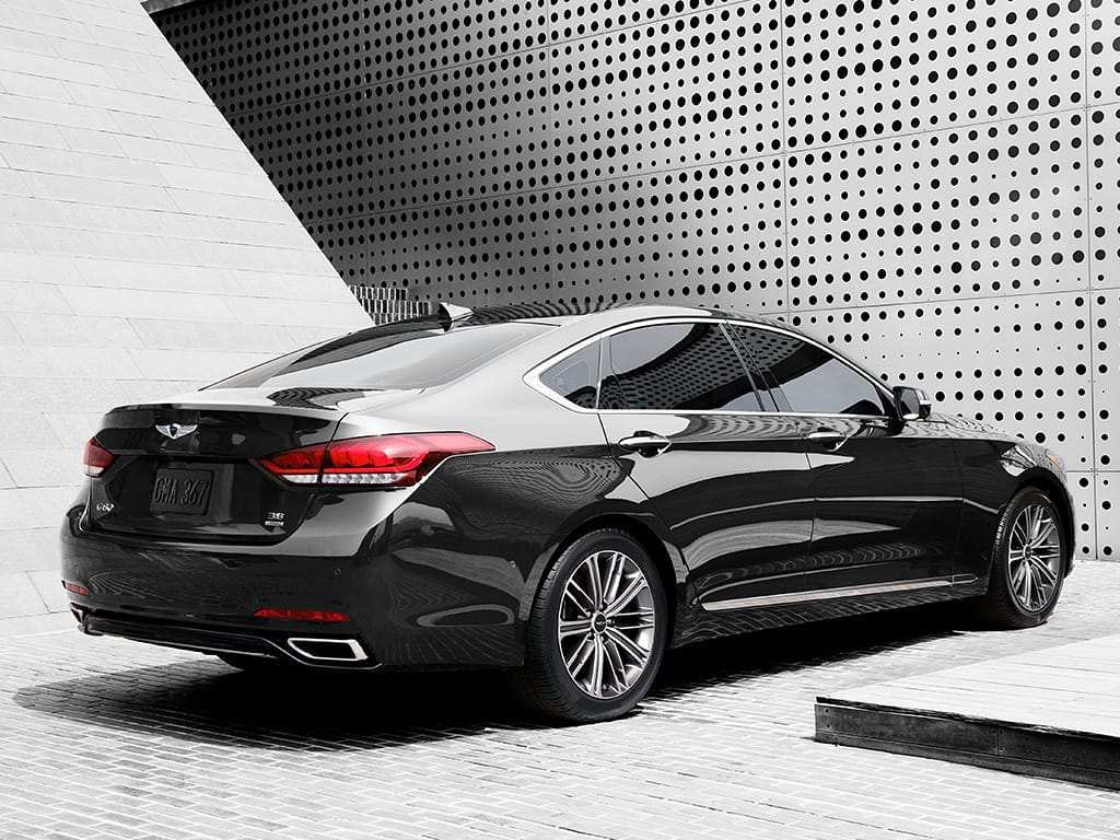 94 The 2019 Genesis V8 Redesign And Review