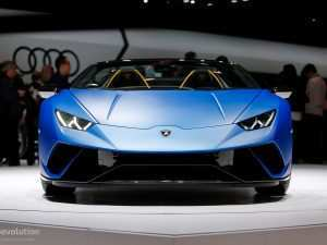 94 The 2019 Lamborghini Spyder Images