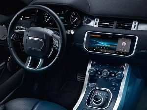 94 The 2019 Land Rover Interior Model