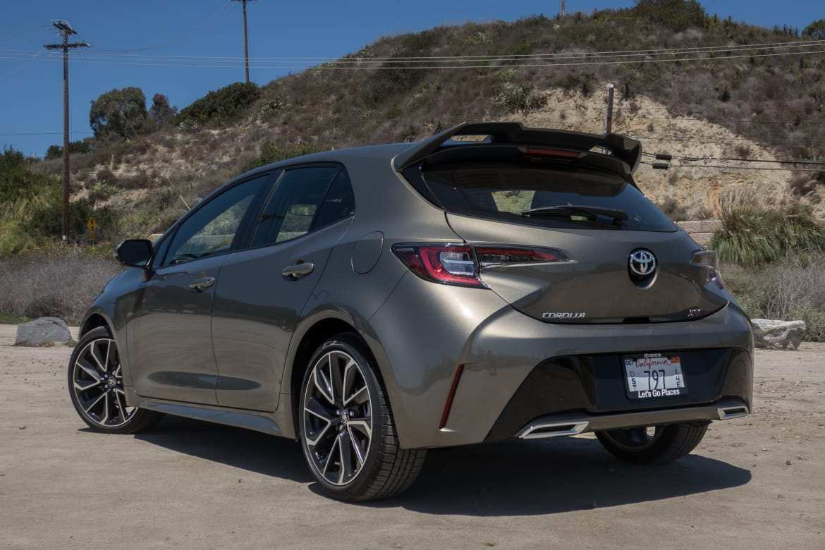 94 The 2019 New Toyota Corolla Review And Release Date