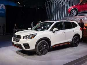 94 The 2019 Subaru Outback Next Generation New Model and Performance