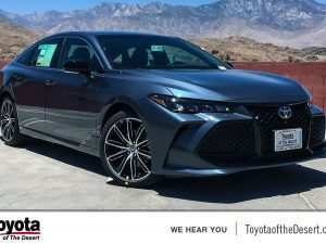 94 The 2019 Toyota Avalon Xse Redesign and Review
