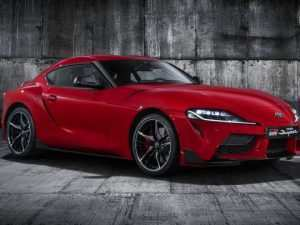 94 The 2019 Toyota Supra Estimated Price New Model and Performance