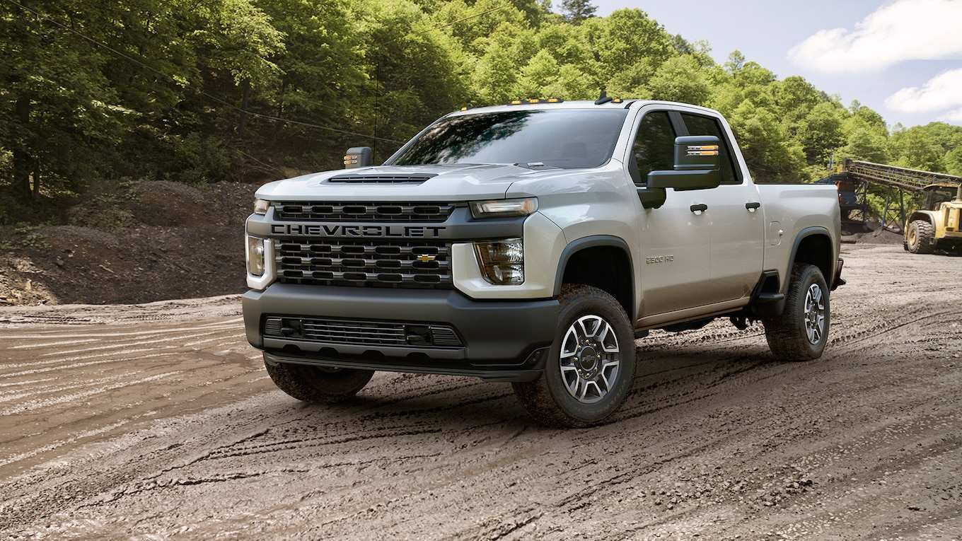 94 The 2020 Chevrolet Truck Images Release Date