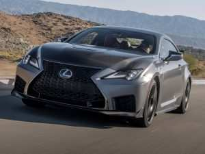 94 The 2020 Lexus Rc F Track Edition 0 60 New Model and Performance