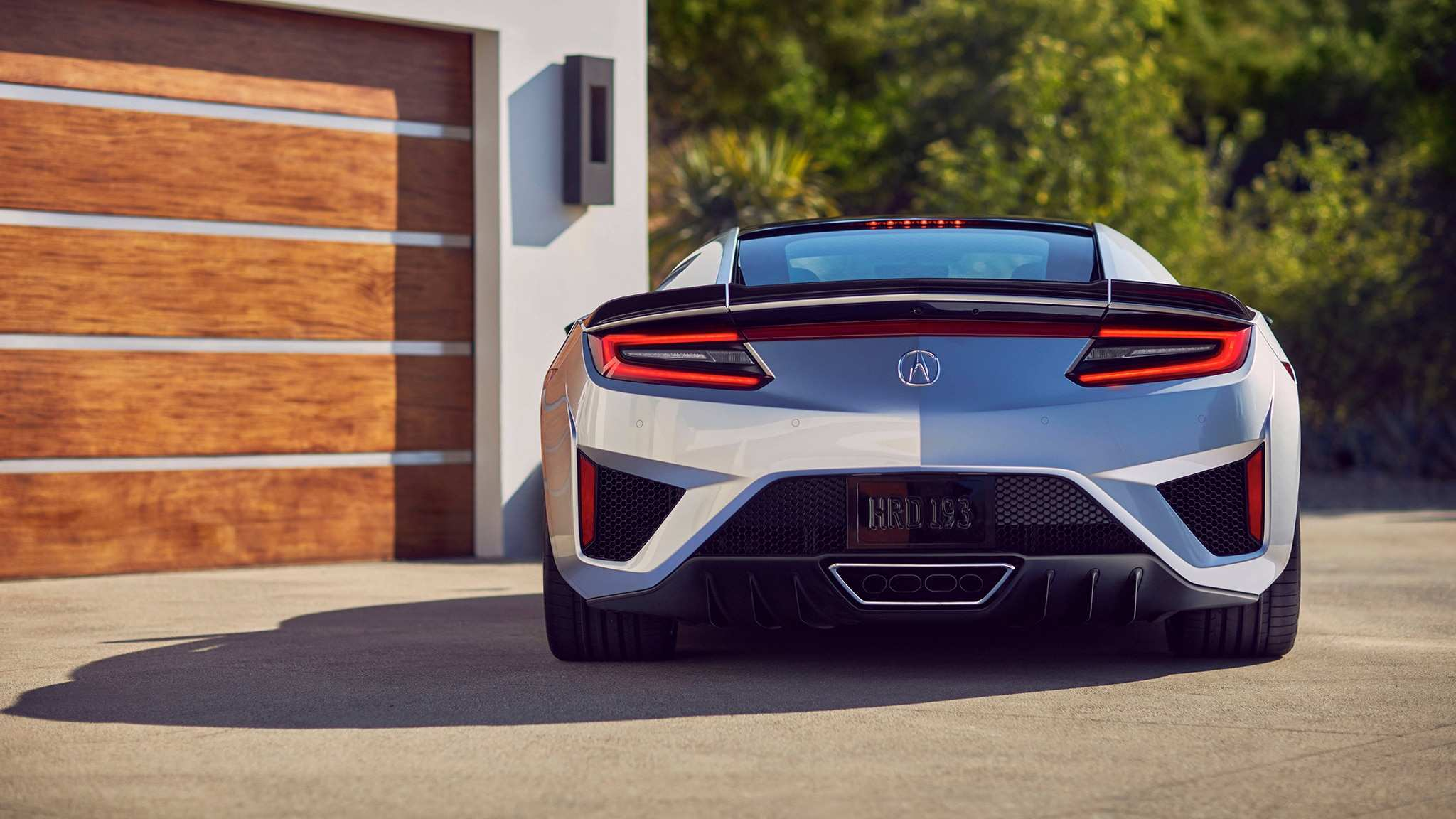 94 The Best 2019 Acura Nsx Horsepower Spy Shoot