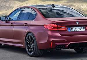 94 The Best 2019 Bmw M5 Price Release Date and Concept