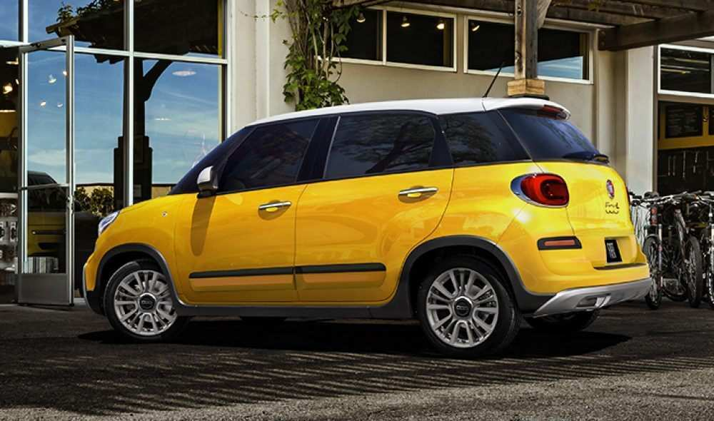 94 The Best 2019 Fiat 500L Release
