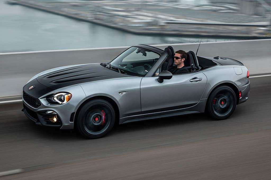 94 The Best 2019 Fiat Spider Redesign And Review