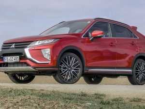 94 The Best 2019 Mitsubishi Cross Redesign and Concept