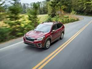 94 The Best 2019 Subaru Forester Xt Touring Engine