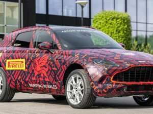 94 The Best 2020 Aston Martin Dbx Picture