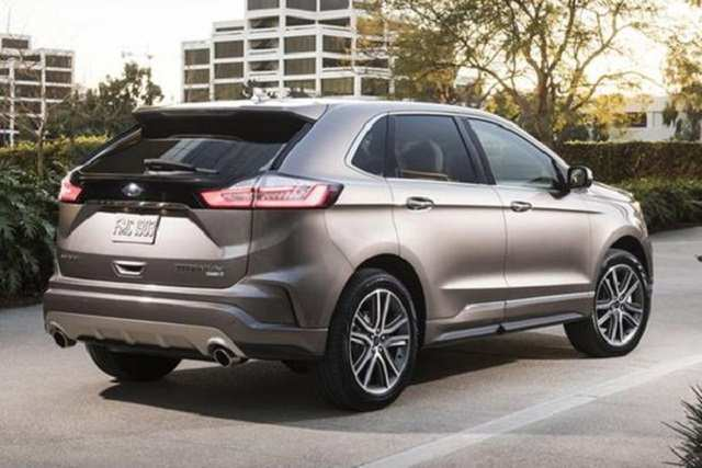 94 The Best 2020 Ford Edge First Drive