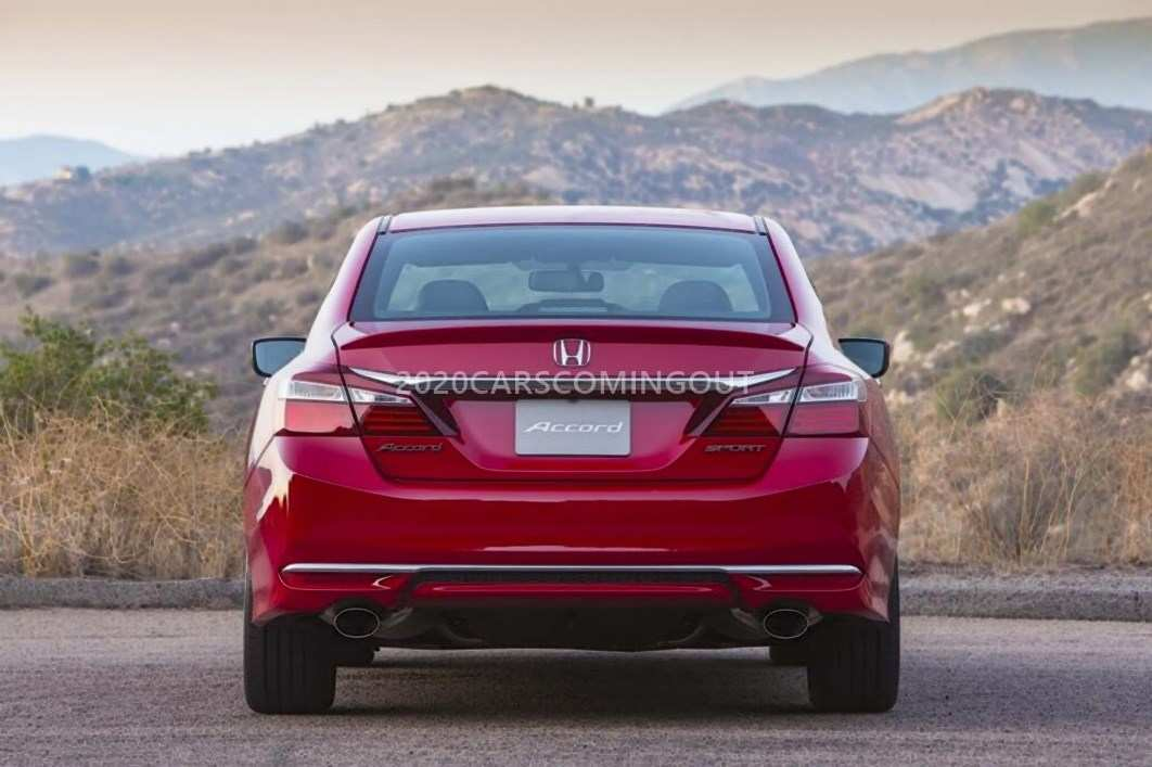 94 The Best 2020 Honda Accord Release Date Photos
